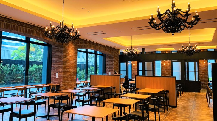 café estudioの店内1