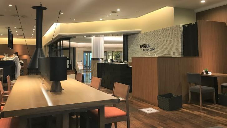 HARBOR CAFE ALL DAY DINING(ハーバーカフェオールデイダイニング)の店内雰囲気1