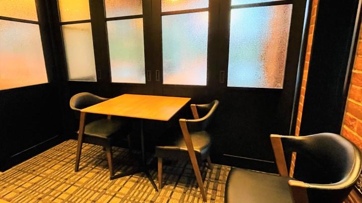 café estudioの店内3