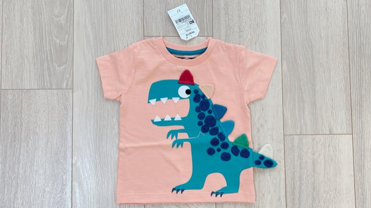 NEXTのアップリケTシャツ