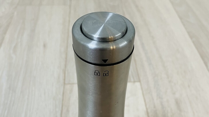 ラッセルホブス/Russell Hobbsの電動ミル ソルト&ペッパー(型番:7922JP)の使い方1