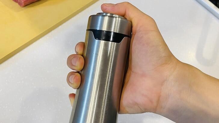 ラッセルホブス/Russell Hobbsの電動ミル ソルト&ペッパー(型番:7922JP)の使い方10
