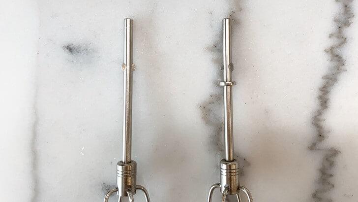 キッチンエイド/KitchenAidの9段階変速ハンドミキサーの使い方2